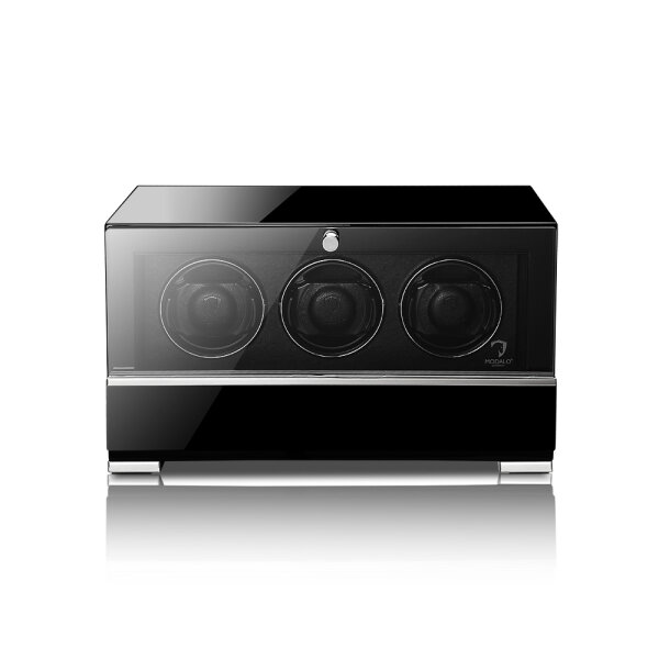 Watch Winder Clasico MV4 for 3 watches