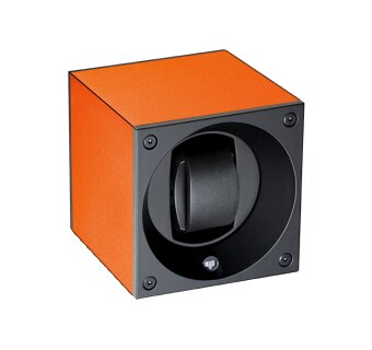 Swiss Kubik Masterbox Aluminium Orange