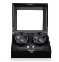 Keedz Watch Winder Elegance V1 for 4 watches black